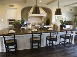 island kitchen chairs narrow galley kitchen with island glass kitchen tables sets