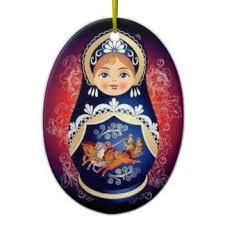 russian ornaments keepsake ornaments zazzle