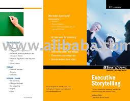ernst u0026 young tri fold brochure design service buy brochures