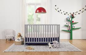Gray Convertible Cribs by Amazon Com Union 3 In 1 Convertible Crib Grey Finish Baby