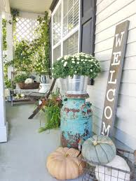 Fall Porch Decorating Ideas Front Porch Ideas For Fall