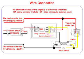 voltmeter wiring diagram switch voltmeter wiring diagrams
