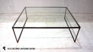 black and glass coffee table excellent glass top metal base coffee table frame pertaining to