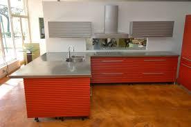 stainless steel kitchen countertop or sus backsplash