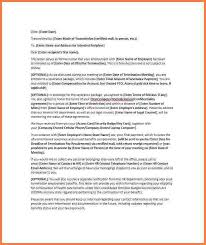 9 termination letter from employer sales intro letter