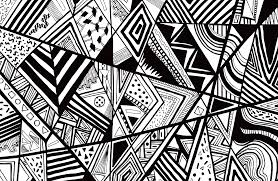 18 abstract designs to draw images cool easy abstract drawings