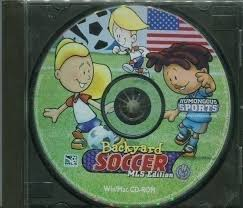 Backyard Sports Online 111 4998 Backyard Soccer Mls Edition Video Game Pc Games
