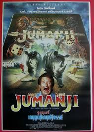 jumanji thai movie poster 1995 robin williams jumanji 1995