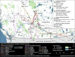 Map Of Edmonton Canada by Neb Feature Article Understanding The Production Transport