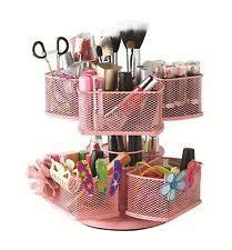 Hair And Makeup Organizer Makeup Carousel Ebay