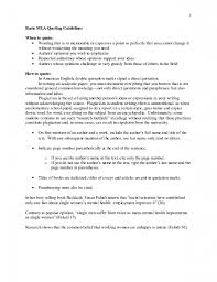 quote within a quote mla 100 mla format quotes best photos of standard mla format