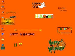 happy halloween no background halloween2