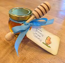 party favors for baby shower honey pot baby shower party favor