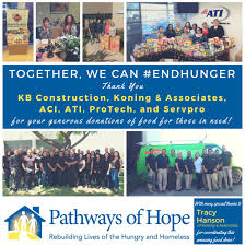 donate food for thanksgiving fighting hunger with food drives pathways of hope
