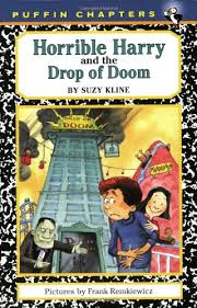 horrible harry and the drop of doom suzy frank remkiewicz