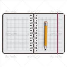 8 notebook paper templates free sample example format