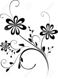 floral ornament vector royalty free cliparts vectors and stock
