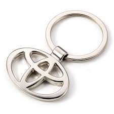 lexus accessories keychains 3d hollow auto car logo metal keychain key chain pendant holder