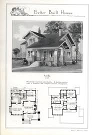 better built homes vol 1 1800 u0027s 1940 u0027s house plans pinterest