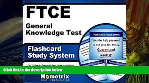 audiobook ftce general knowledge test flashcard study system ftce