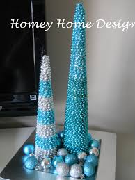 homey home design christmas tree creations