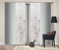 schiebegardinen kurz wohnzimmer ideen gardinen schiebegardinen und vorhnge kaufen brigitte
