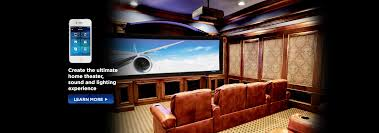 home theater automation lighting cobb home innovations