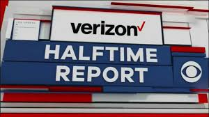 nfl on cbs verizon halftime report thanksgiving 2017 lac dal
