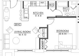 Tamarack Floor Plans by The Lofts Abbott Unit 201c Buffalofts Lofts