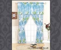 Brentwood Originals Curtains Palm Tree Curtains Ebay