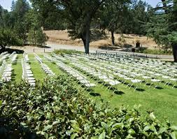 outdoor wedding venues fresno ca sky ranch in oakhurst california for an outdoor wedding