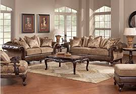 Rooms To Go Sofa by Shop For A Cindy Crawford Home Lancaster Manor 7 Pc Living Room At