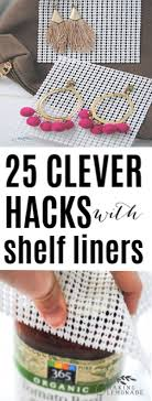 kitchen cabinet lining ideas 25 clever cleaning organizing hacks using shelf liners