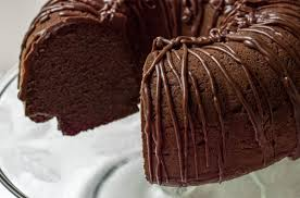 moist gluten free triple chocolate bundt cake