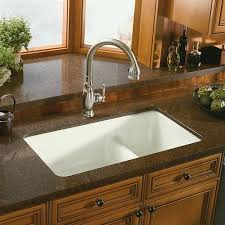 Kohler Brookfield Kitchen Sink Kohler 6625 Iron Tones Top Mount Mount Smart Divide Large