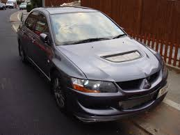 grey mitsubishi lancer evo 8 fq340mr gun metal grey mitsubishi lancer register forum
