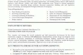 Sample Construction Superintendent Resume by Construction Estimator Resume Samples Reentrycorps