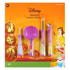 pumpkin carving kits disney princesses royal pumpkin carving kit target
