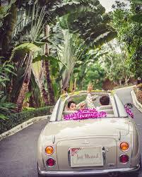 indian wedding car decoration 6 evergreen indian wedding car decoration ideas