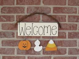 full year set of monthly welcome decorations with a sign buy