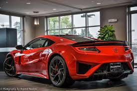 custom honda nsx new 2017 acura nsx 2dr car in chicago u5854 mcgrath acura of