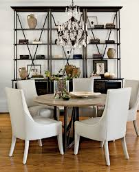 Rustic Industrial Dining Chairs Wicker Dining Chairs Transitional Dining Room Vallone Design
