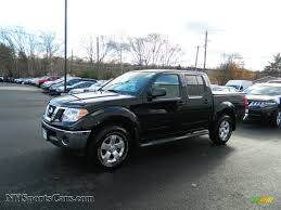 nissan frontier king cab 4x4 2010 nissan frontier se crew cab 4x4 in super black 444732
