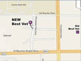Boynton Beach Florida Map by Best Vet Animal Hospital A Low Cost Quality Vet In Boynton Beach