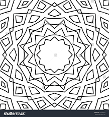 coloring page adults part intricate mandala stock vector 725728573