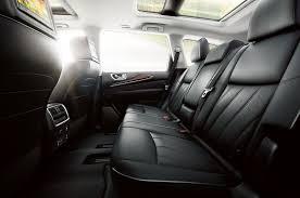 infiniti qx60 interior 2014 infiniti qx60 second row photo 65320682 automotive com