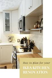 Designing A Kitchen Remodel by How To Plan For Your Ikea Kitchen Renovation Dahlias And Dimes