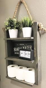 best 25 rustic toilet paper holders ideas only on pinterest