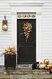 Scary Halloween Door Decorations by 30 Spooky Halloween Door Decorations To Rock This Year Brit Co