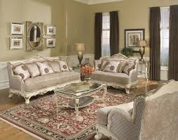 living room french country living room with sectional white sofa